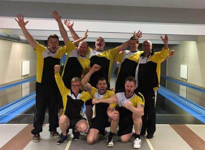 2017 1. Mannschaft Meister